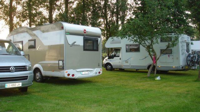 Camping-Car, Caravanes