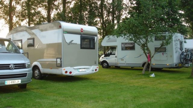 Motorhome, Caravans